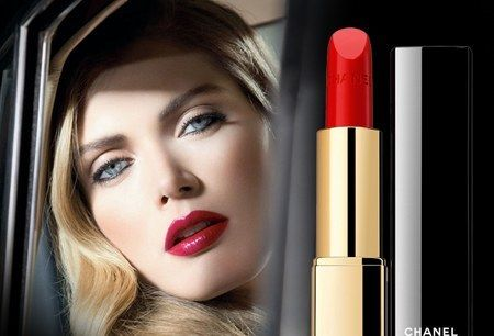 Chanel Rouge Hydrabase Crème in Fire – Splurge