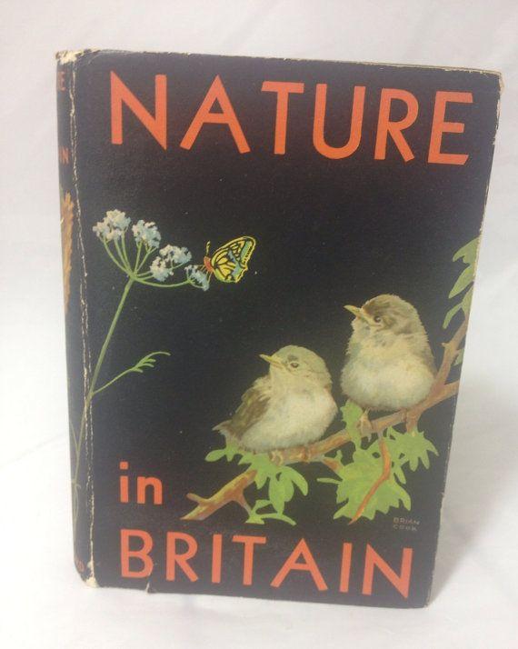 Dit prachtig geïllustreerde editie van natuur in Groot-Brittannië door Brian werd gepubliceerd in 1936 door Batsford Press en is een tweede editie. Het bevat veel fotos van de flora en fauna sprak over in het boek met inbegrip van egels, vogels en kersenbloesem! Perfecte cadeau voor elke natuurliefhebber... Dit boek is in goede vintage staat met alle paginas intact en de stofomslag nog steeds op. Ik hoop dat u hou van dit boek zo veel als ik doen, maar als u heeft nog vragen neem dan…