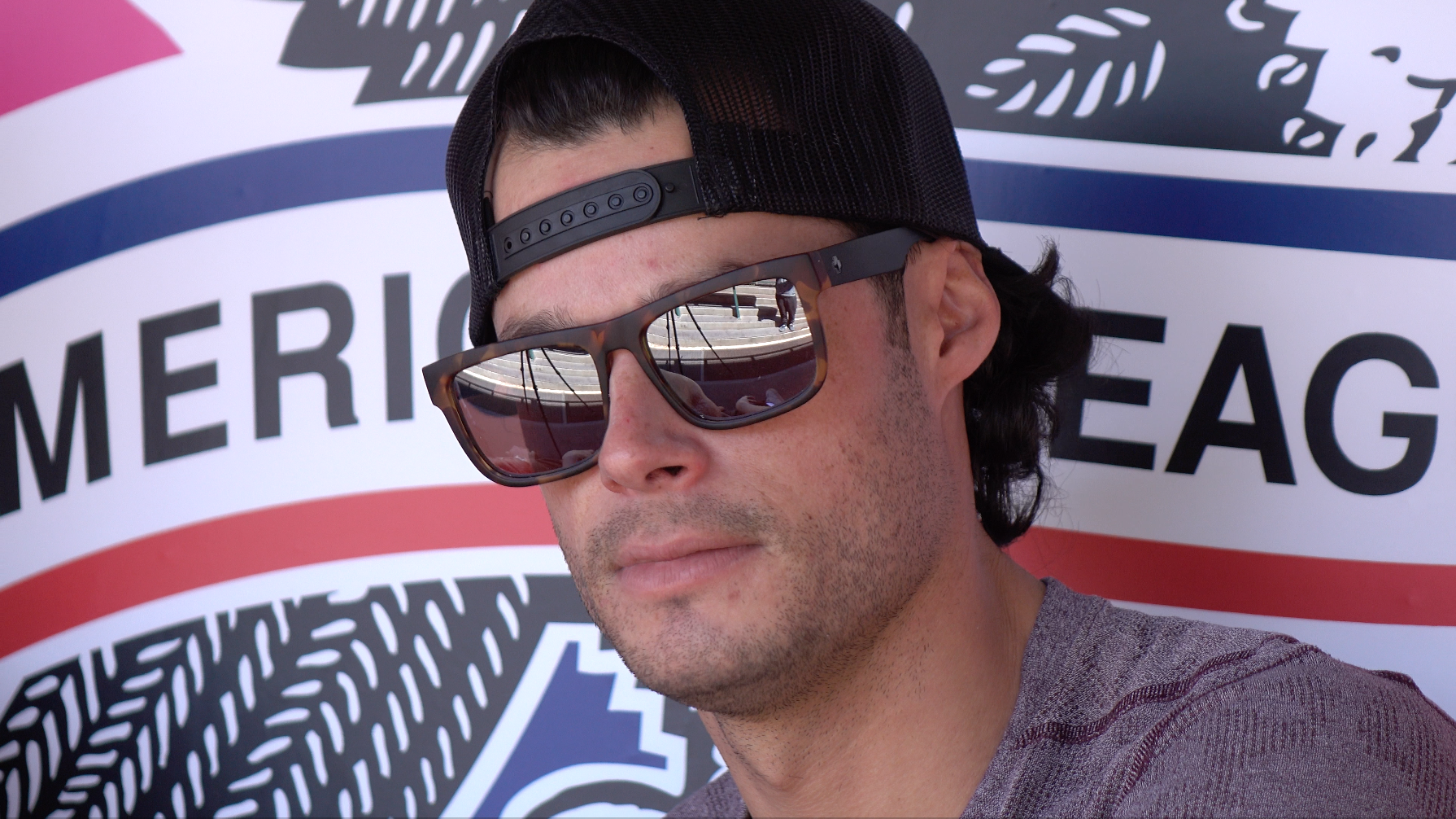 c89c8f2116d4 Joe Kelly Rocks Custom Prescription Sunglasses. SPY Discord Vintage  Tortoise with SportRx Win-Win lenses!
