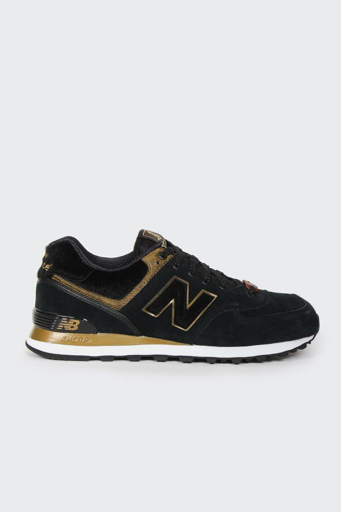 574 new balance black nz