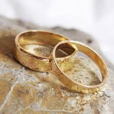 Image result for gold wedding band