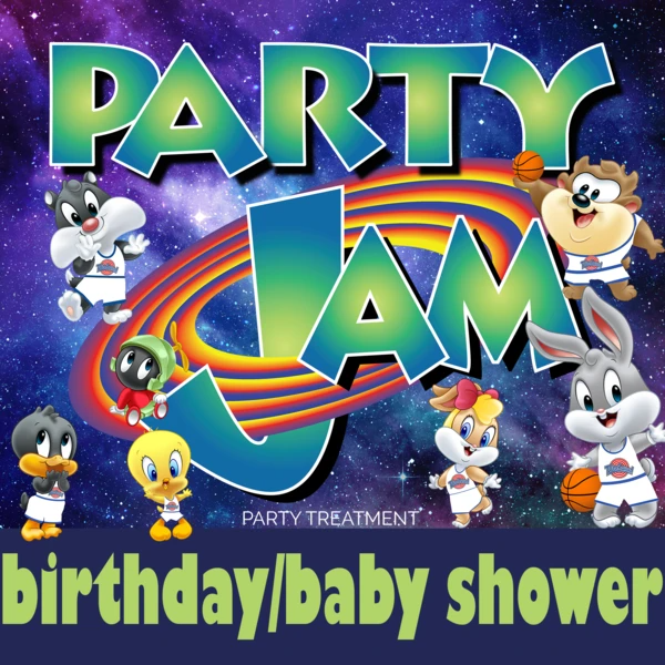 Baby Space Jam Baby Shower Google Search Comic Book Cover Baby Shower Book Cover