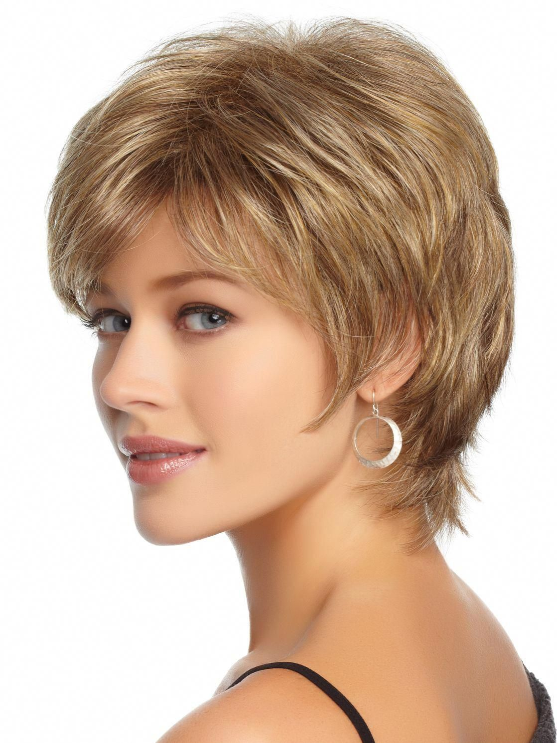 18++ Medium hairstyles for thick hair over 60 trends