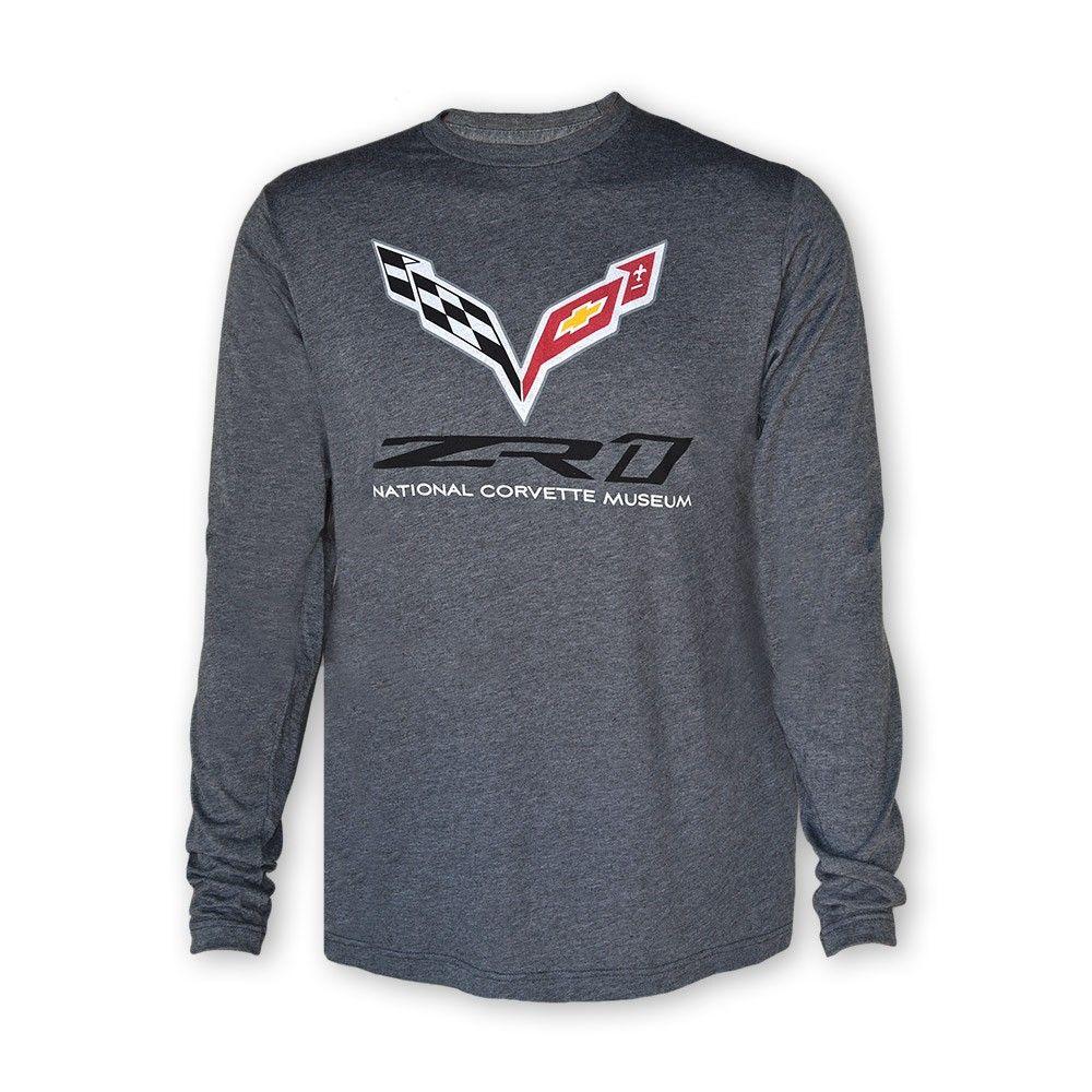 Zr1 C7 Corvette Long Sleeve T Shirt New Arrivals Zr1 Corvette Cars Sportscars Long Sleeve Tshirt Men Long Sleeve Long Sleeve Tshirt