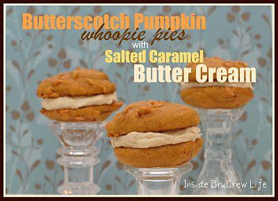Inside BruCrew Life: Butterscotch Pumpkin Whoopie Pies