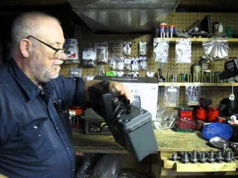 DIY How to make your Humminbird Helix 5 Fish Finder Portable