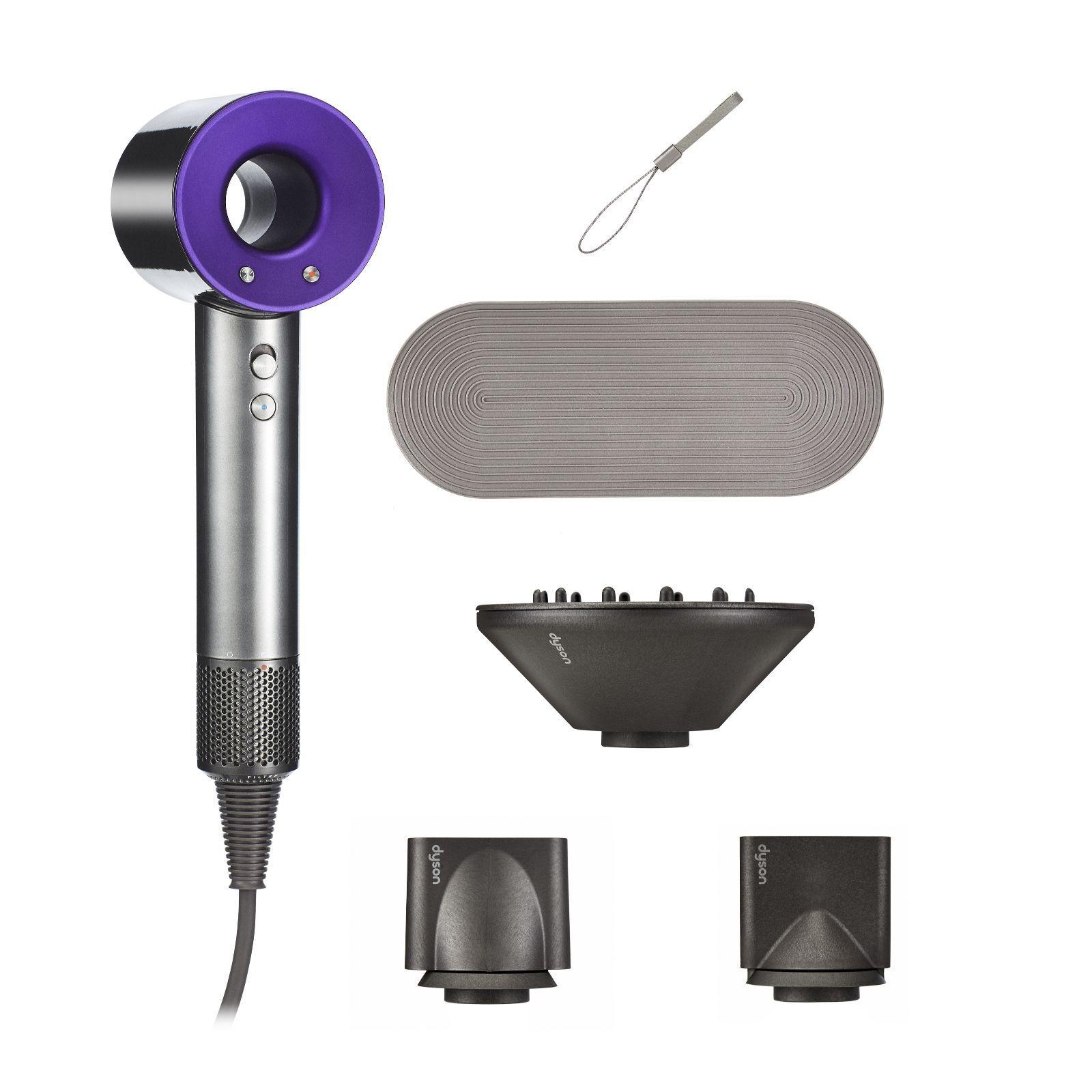 Dyson Supersonic Hairdryer Qvc Uk Dyson Supersonic Hairdryer Hair Dryer Hair Dryer Attachments