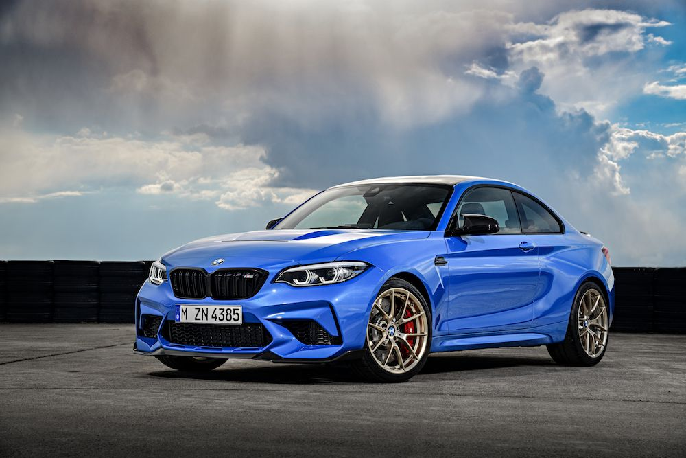 Bmw Breaks Cover On The Limited Edition 2020 M2 Cs Bmw M2 Bmw New Bmw
