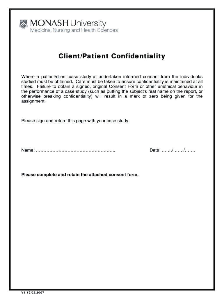 Informed Consent Form Confidentiality Five Clarifications On Informed Consent Form Confide Consent Forms Informed Consent Reference Letter