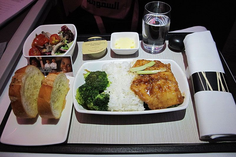 Cathay pacific new business class experience trip