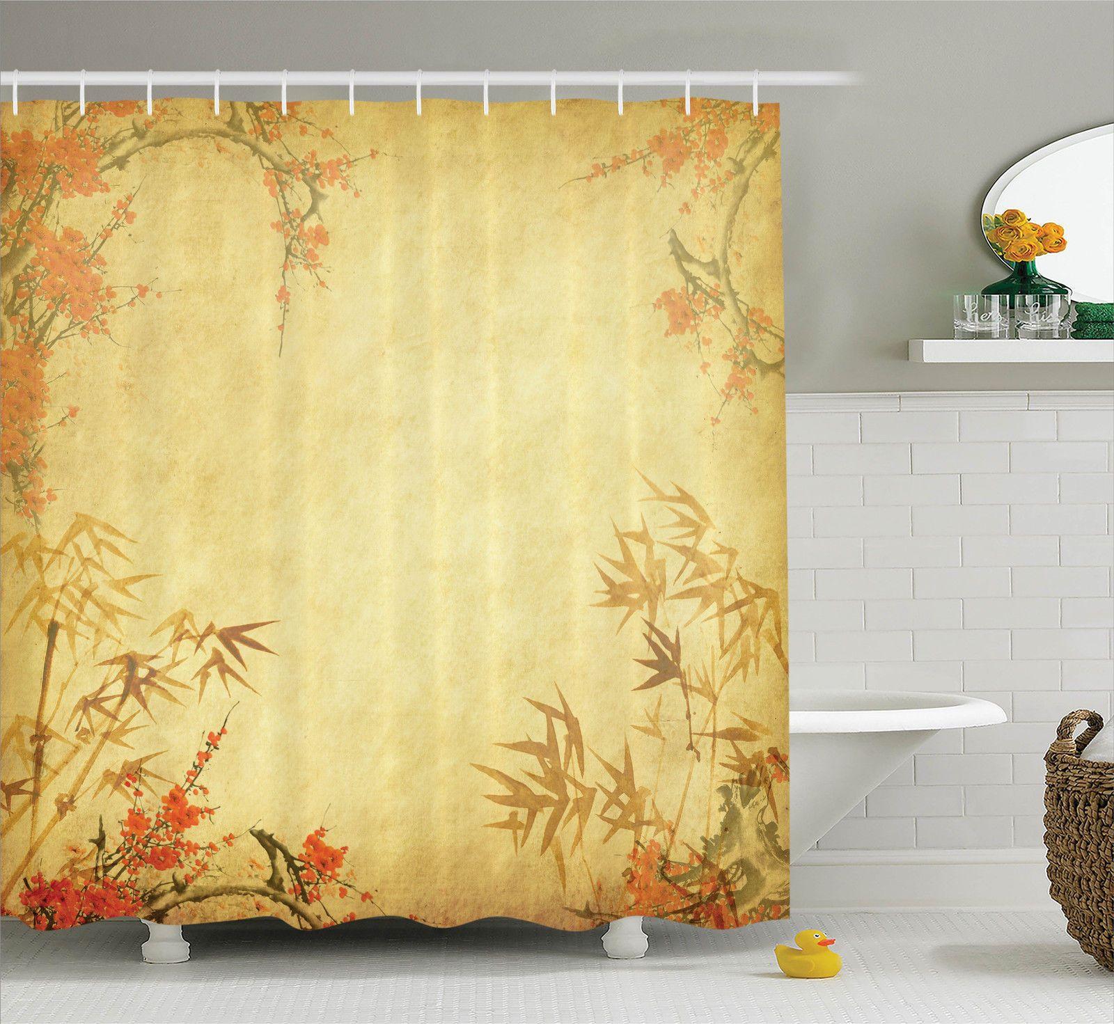 Home Shower Curtain Sets Bathroom Shower Curtain Sets Flower