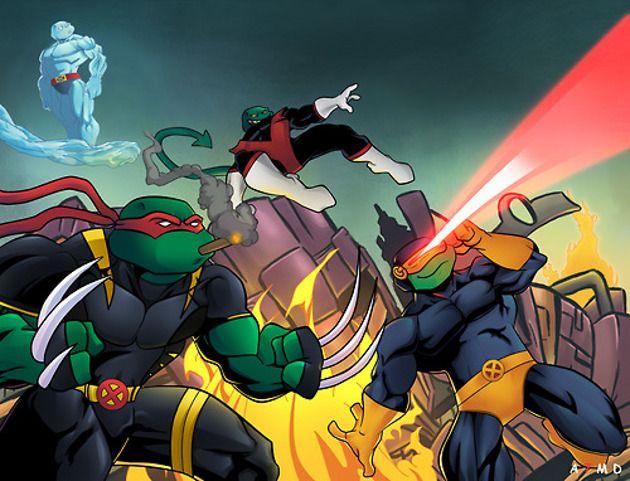 Aunque muchos no lo sepan, la serie de cómics de Las Tortugas Ninjas es una de las más antiguas y célebres del mundo de la historieta. Su trayectoria comenzó en 1984 como un cómic de la editorial Mirage y una aceptación apenas regular. Afortunadamente el paso de los años favoreció visiblemente a este equipo de