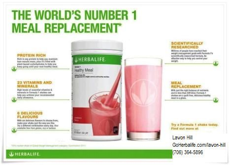 The World S Number 1 Meal Replacement Shake I May Have To Try This Herbalife Herbalife Shake Meal Replacement
