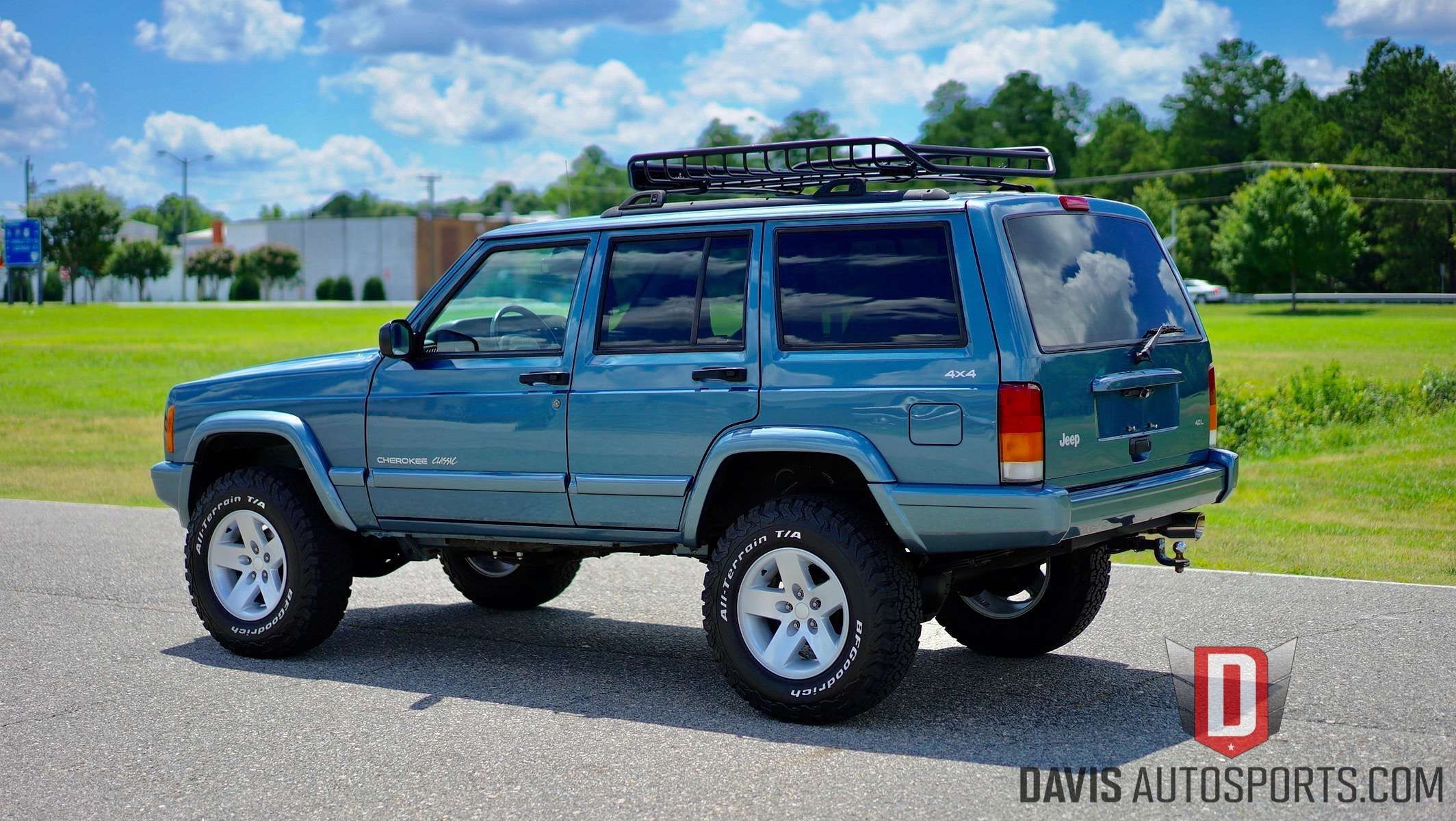 Lifted Jeep Cherokee For Sale 7 24 17 Davis Autosports Lifted