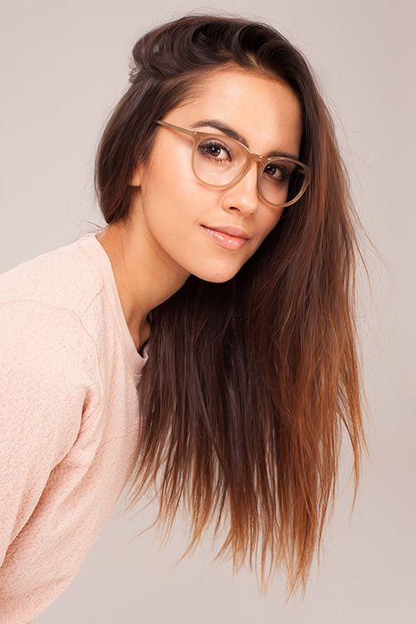 b77099d17925 Fiction from EyeBuyDirect | beauty in 2019 | Brown glasses, Womens ...