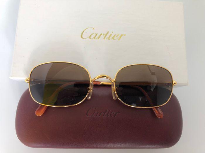 75dc9d6345 Cartier - Deimios Sunglasses - Vintage - Catawiki