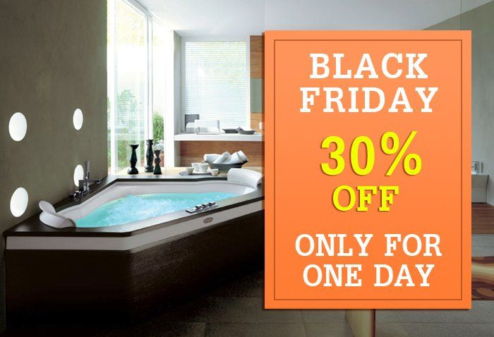 """ BLACK FRIDAY SESSION SALE ""                                   Enjoy a wonderful offer of 30% discount on some #BathroomAccessories of Crystal Bathroom. This discount offer is only for one day..."