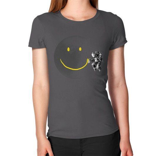 Make a Smile Women's T-Shirt