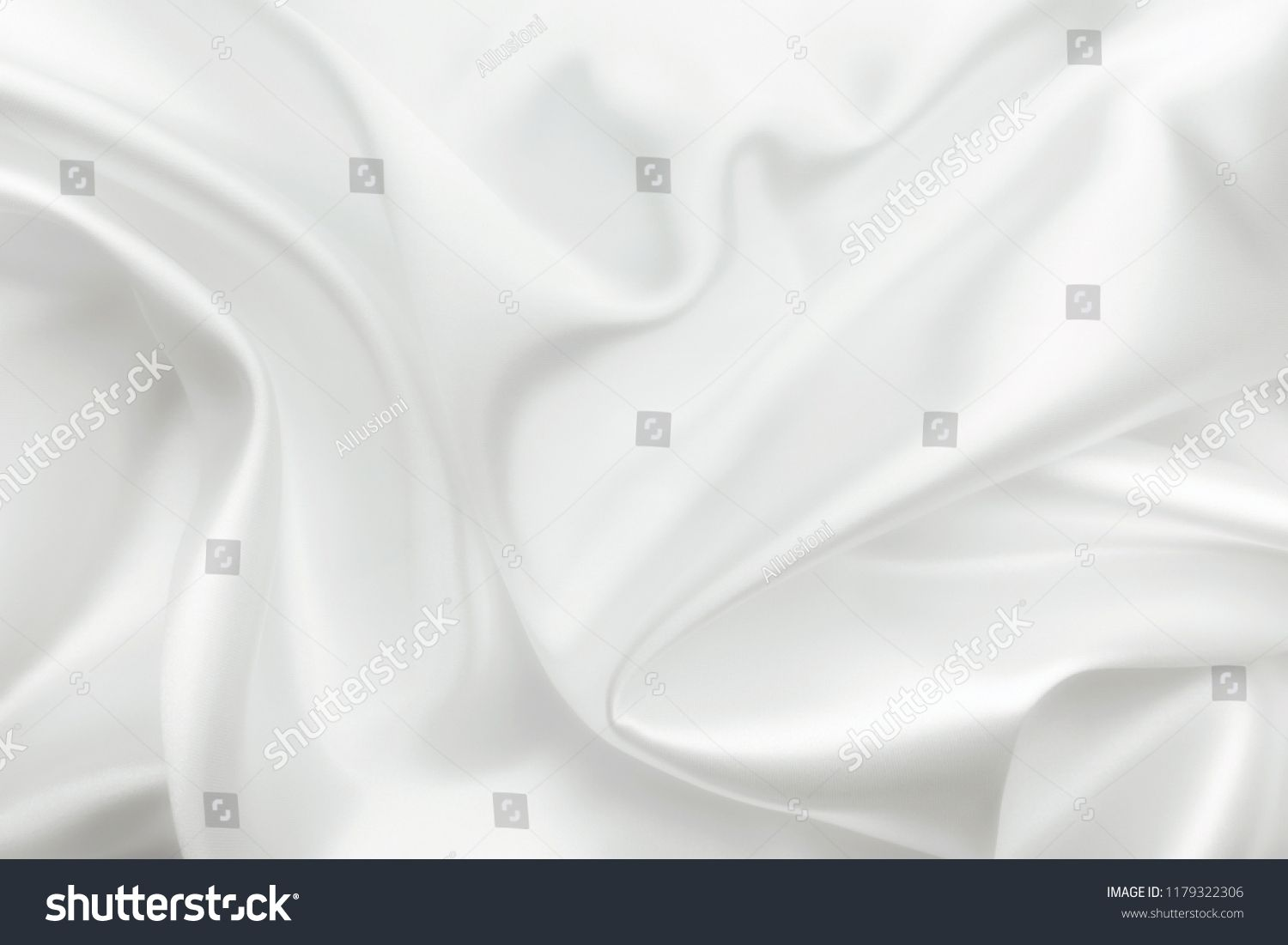 Elegant white satin silk with waves abstract background also rh pinterest