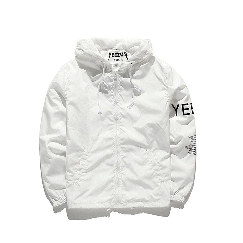 ZEARO Mode Windjacke Jacke Herren Yeezy Saison 3 Kanye West