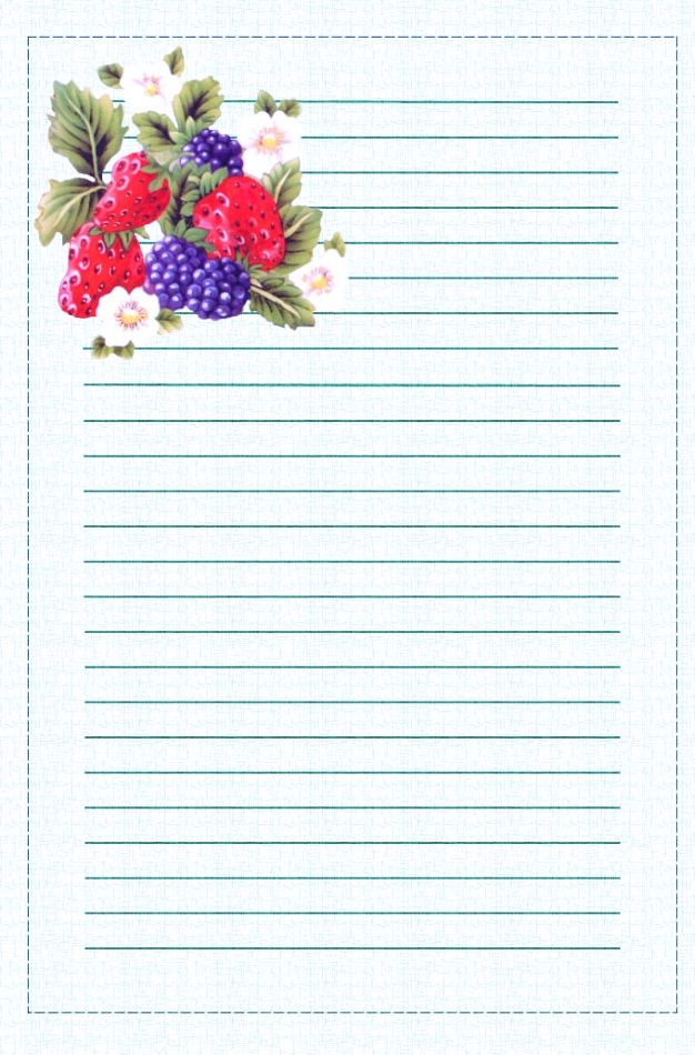 blank and printable stationery envelopes for inkjet and laser - free lined stationery