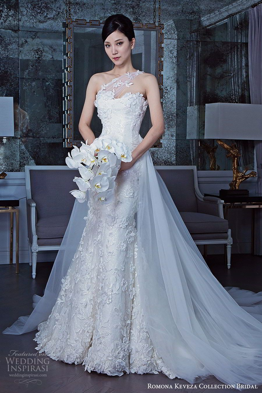 Best wedding dresses aliexpress  Romona Keveza Collection Bridal Fall  Wedding Dresses  Wedding