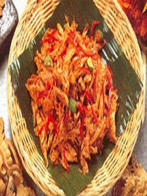 Ayam Pelalah Resep Ayam Resep Masakan Resep Dada Ayam
