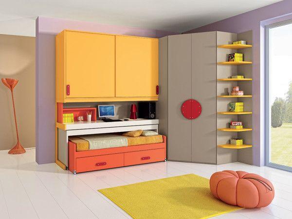 Ferri Camerette ~ Best camerette moderne images child room baby