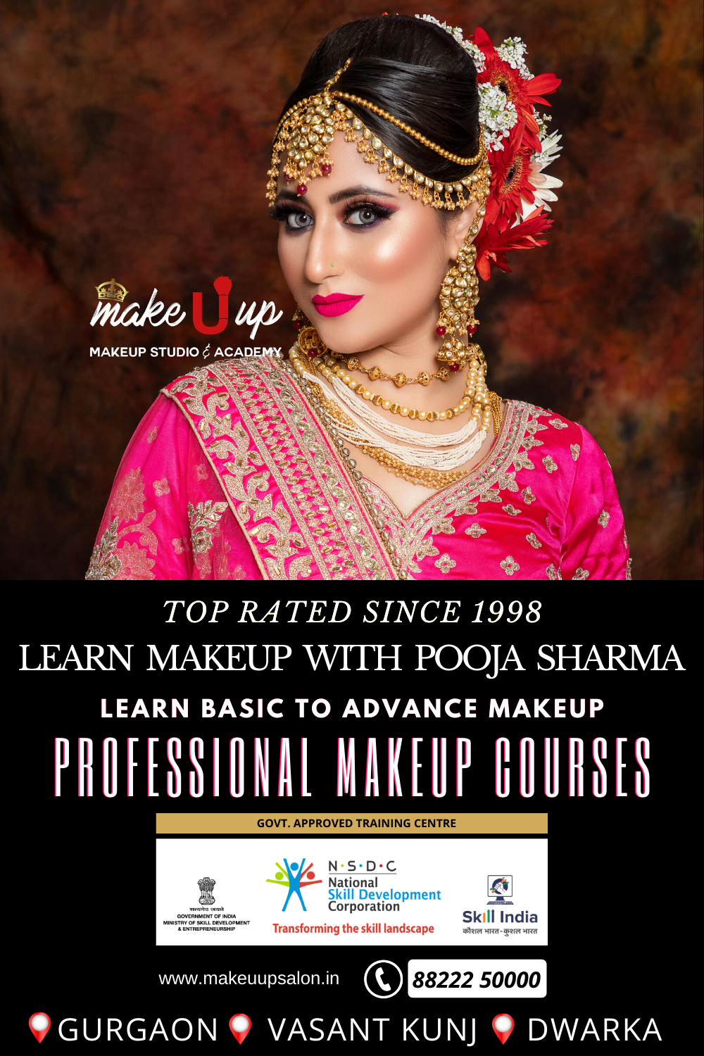 Professional Makeup Courses in 2020 Makeup course