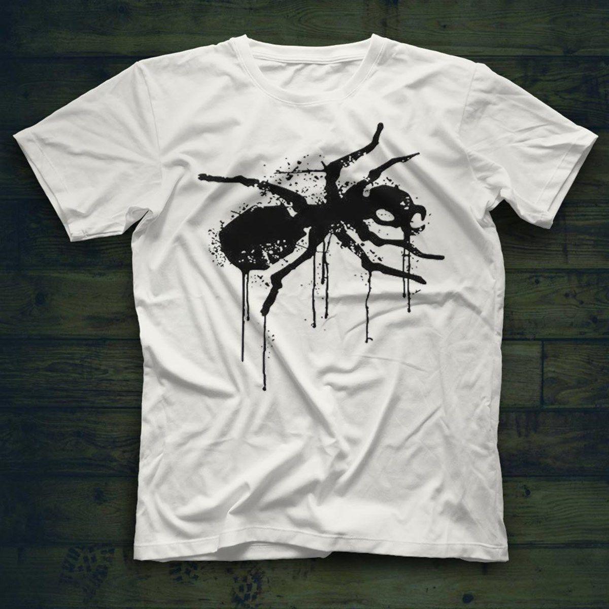 The Prodigy White Unisex TShirt Tees Shirts Одежда