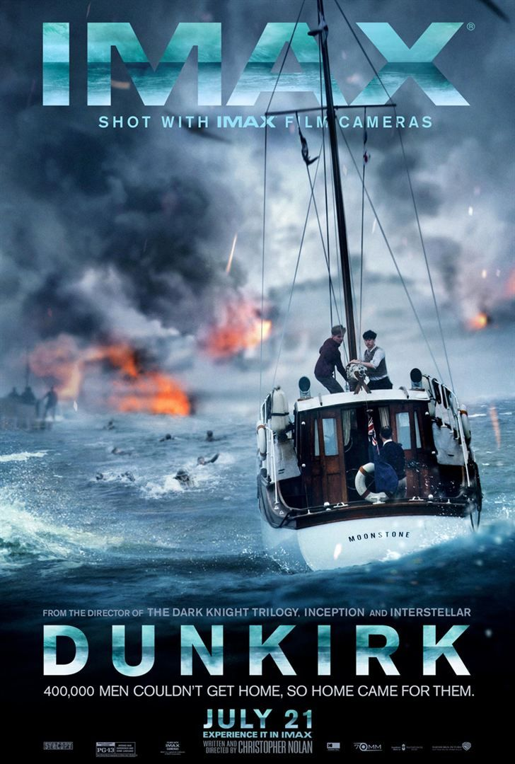 "11/"" x 17/"" Movie Collector/'s Poster Prints Dunkirk Set of 3"