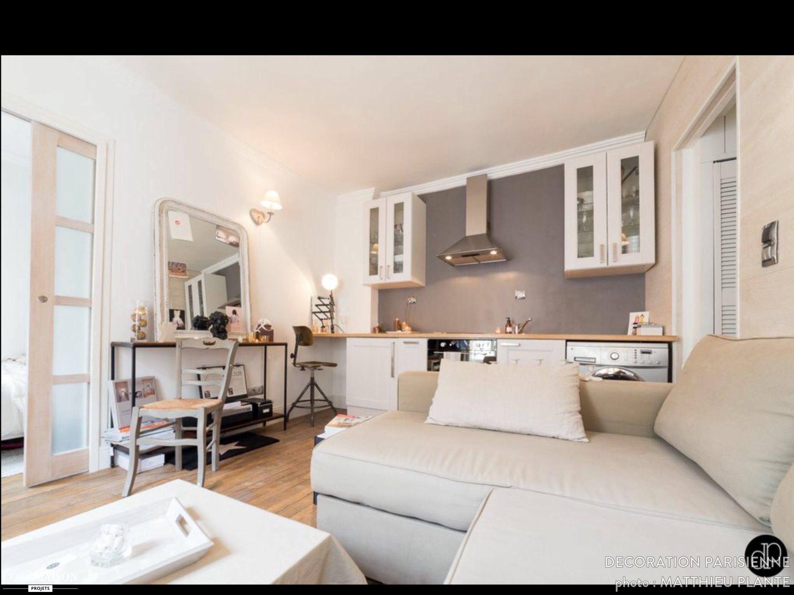 amenagement appartement design paris