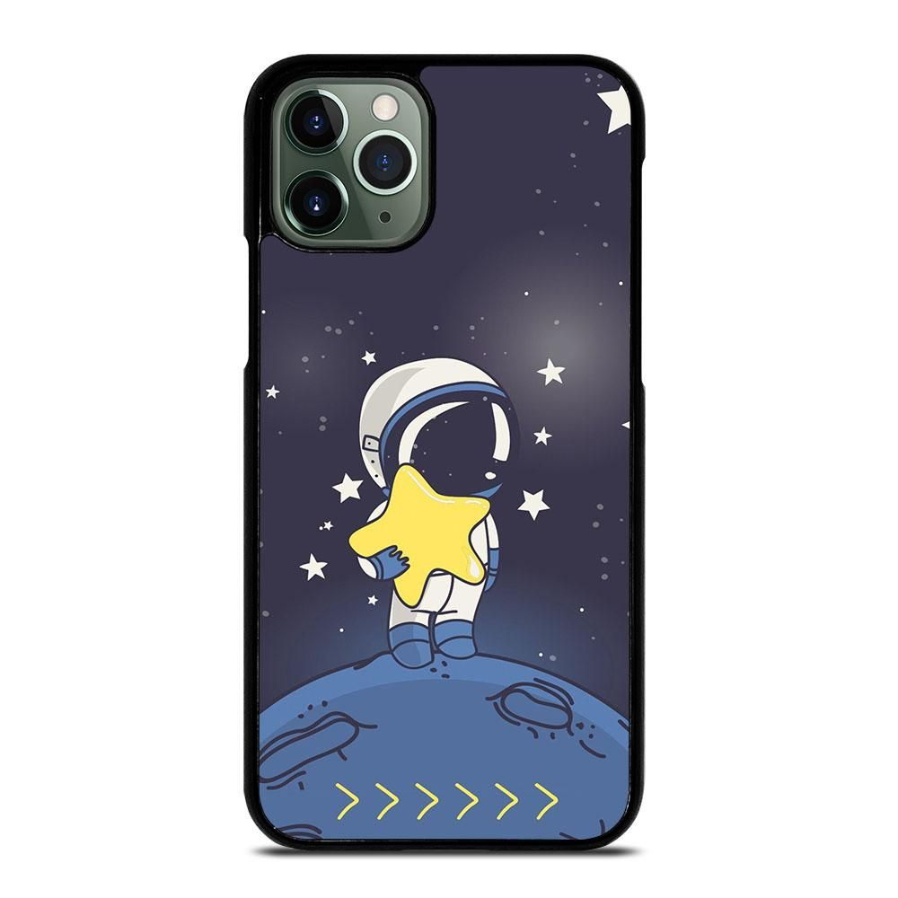 Astronaut cartoon cute iphone 11 pro max case