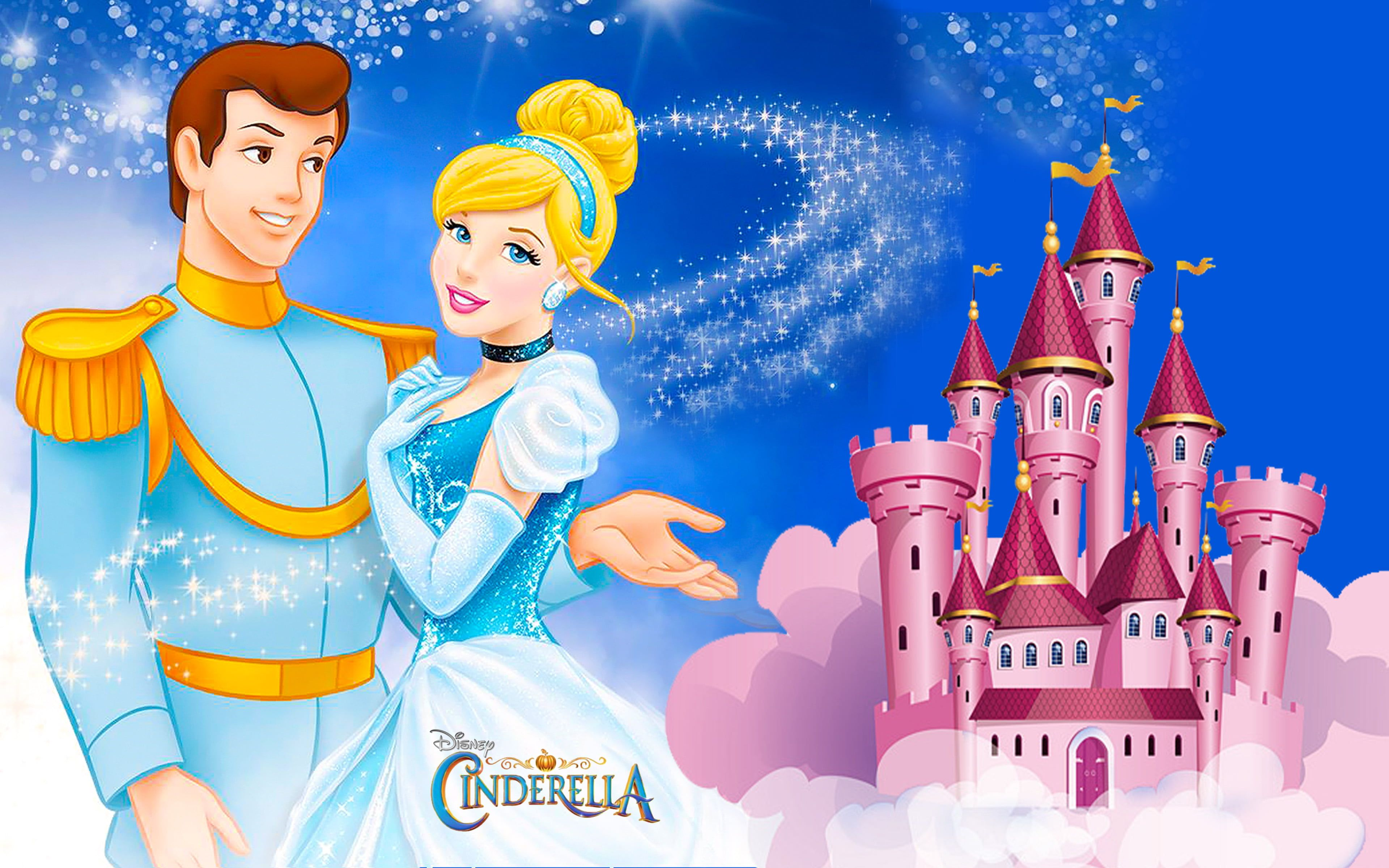 Prince Charming And Cinderella Disney Hd Love Wallpaper For Mobile Phone And Computer Love Wallpaper For Mobile Cinderella Disney Wallpapers For Mobile Phones