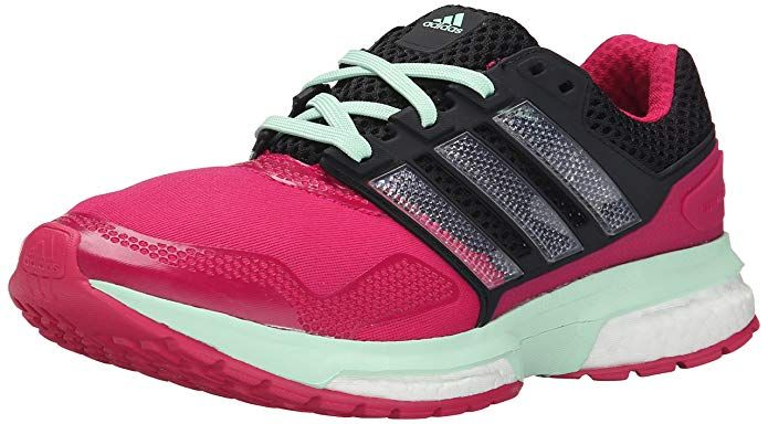 utterly stylish quite nice new arrival adidas Women's Response Boost 2 Techfit W Running Shoe ...