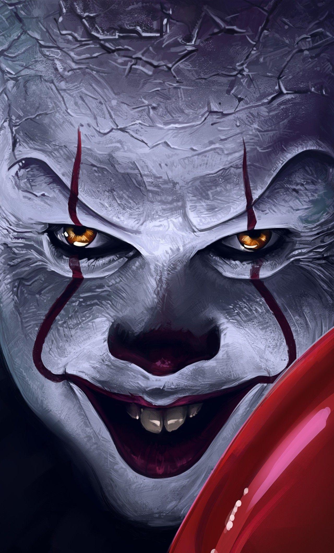 Pin By Teri Lorrence On Danse Macabre Horror Wallpapers Hd Horror Movie Art Clown Horror