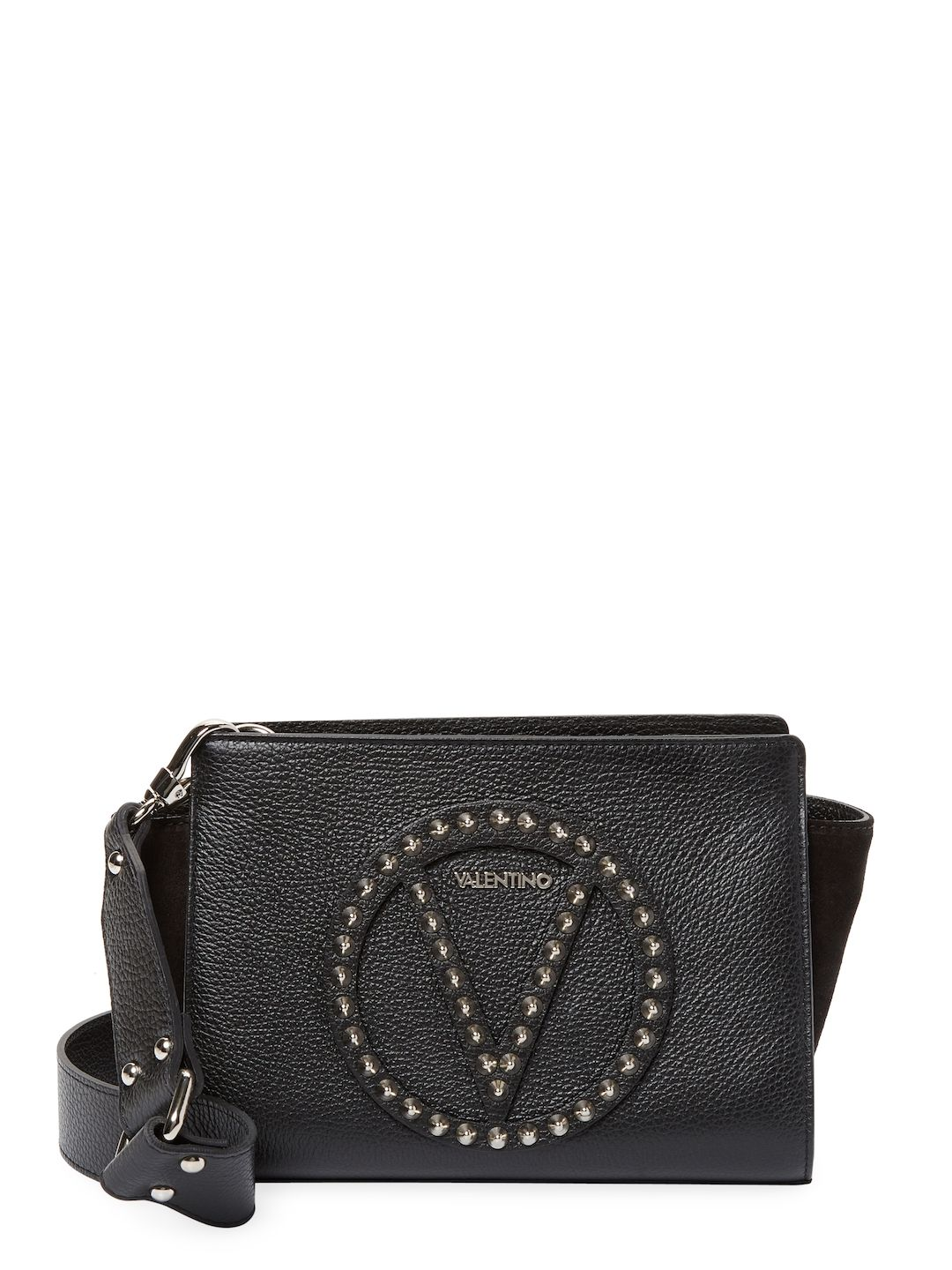 d0a8c34c6d661 VALENTINO BY MARIO VALENTINO KIKI ROCK STUDDED CROSSBODY BAG.   valentinobymariovalentino  bags  shoulder bags  leather  crossbody
