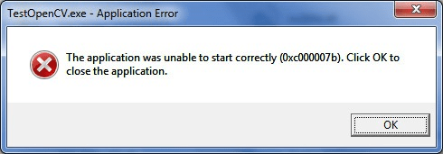 The Application Was Unable To Start Correctly Oxcooooo7b