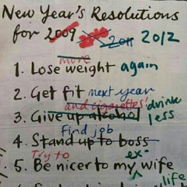 New Year s Resolutions vs  New Year s Intentions  make sure to set     New Year s Resolutions vs  New Year s Intentions  make sure to set  intentions this year