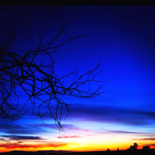 Gobsmacking sunset