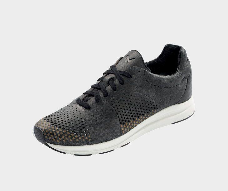 030b5e4c820 PUMA- Black Label- Haast Leather Shoes