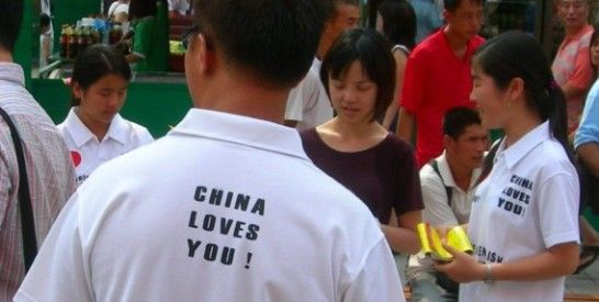 """""""Bad China Days"""" [or] How I'll most likely LOSE IT in China 