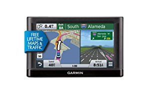"""Garmin nüvi 66LMT GPS 5"""" Navigator System with Spoken Turn-By-Turn Directions, Preloaded Maps and Speed Limit Displays (USA and Canada)  by Garmin."""