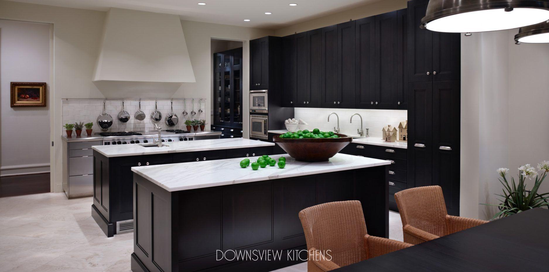 Best Modern Makeover Downsview Kitchens And Fine Custom 400 x 300