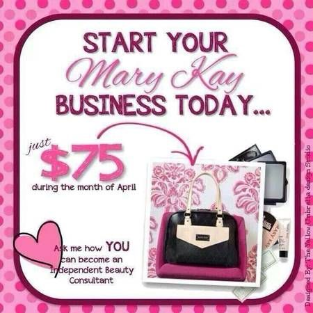 do you love mary kay looking to make some extra money