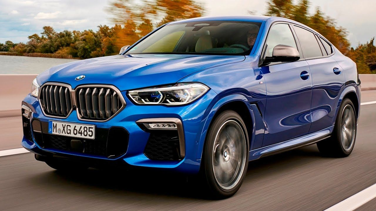 2020 Bmw X6 M Interior Exterior And Drive