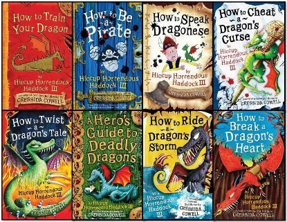 How To Train Your Dragon Reading Information How Train Your