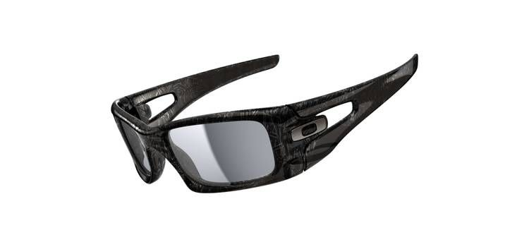 4f9a722294 Oakley Crankcase - Grey Smoke Dark Grey History Text Grey Polarized Lenses