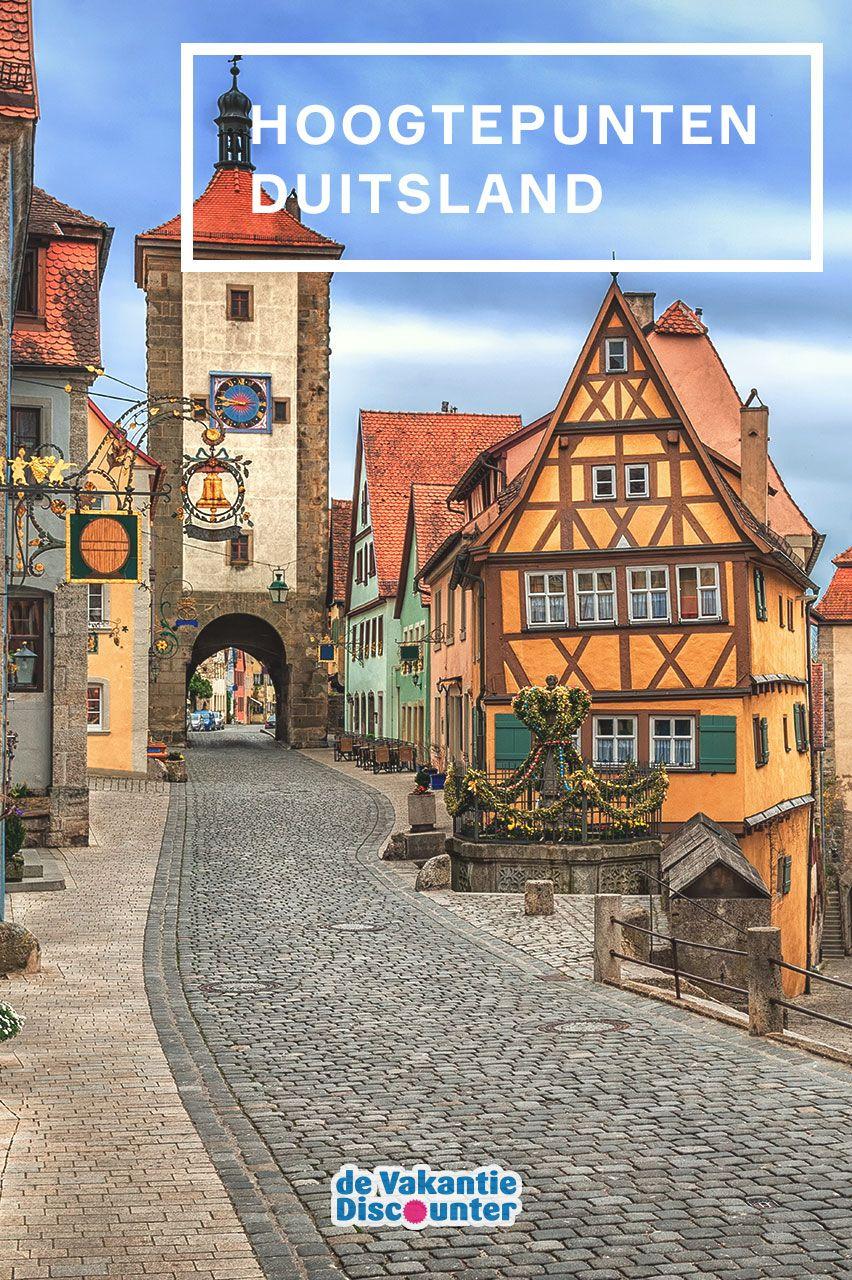 We doen in dit artikel een rondje langs de mooiste steden, bijzondere dorpjes, leuke attractieparken, bijzondere natuurgebieden en meer. Wedden dat je het land van onze oosterburen heel anders bekijkt na het lezen over al deze hoogtepunten van Duitsland?