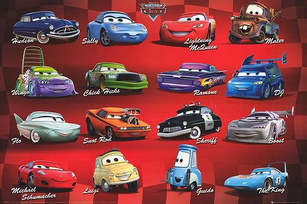 Car Racing Action Movies List